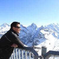 Day 61 of 400: Jungfrau, Piz Gloria, Murren - Switzerland