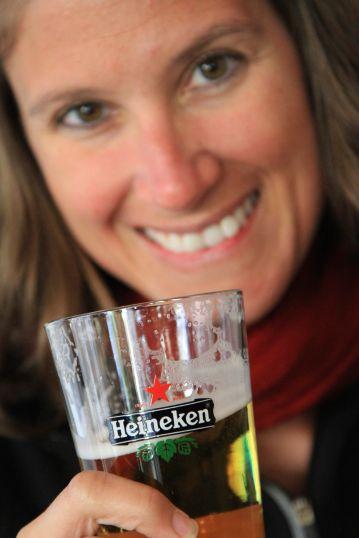 Heineken from Amsterdam, Netherlands