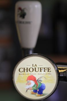 La Chouffe from Amsterdam, Netherlands