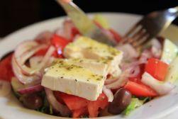 Greek Salad - Athens Greece