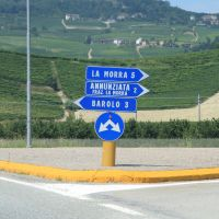 Day 169 of 400: La Morra and Barolo - Piedmont, Italy