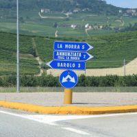 Day 169 of 400: La Morra and Barolo - Piedmont, Italy