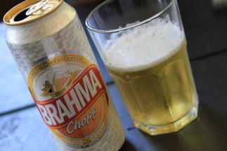 Brahma Lager - Buenos Aires, Argentina