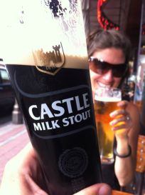 Castle Milt Stout - Cape Town, South Africa