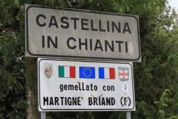 wine region of Castellina in Chianti