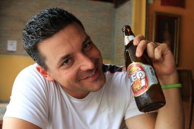 Leo beer - Chiang Mai, Thailand