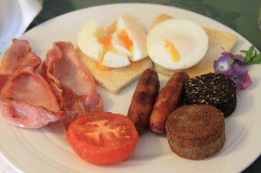 Irish Breakfast - Dingle Ireland