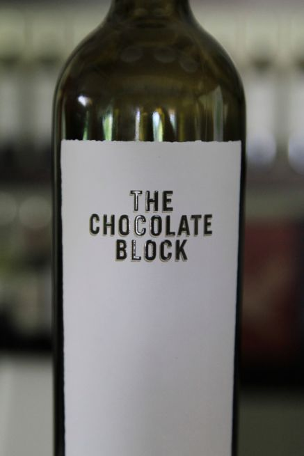 Chocolate Block - Franschoek, South Africa