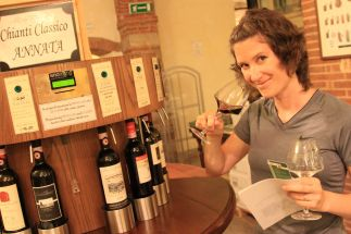 wines from Greve - Italy