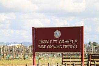 Gimblett Gravels Wine Region - Hawkes Bay, New Zealand