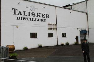 Talisker Whisky - Isle of Skye, Scotland