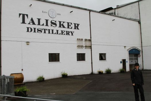 Talisker Whisky - Isle of Skye, Scotland