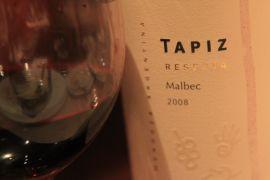Tapiz Reserva Malbec - Mendoza, Argentina