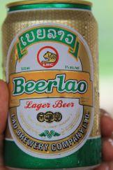 Beer Lao - Mekong River, Laos