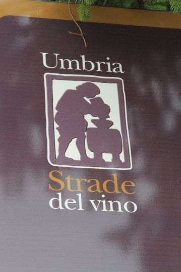 wine region of Umbria - Italy