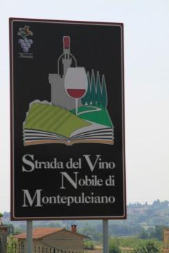wine region of Montepulciano - Italy