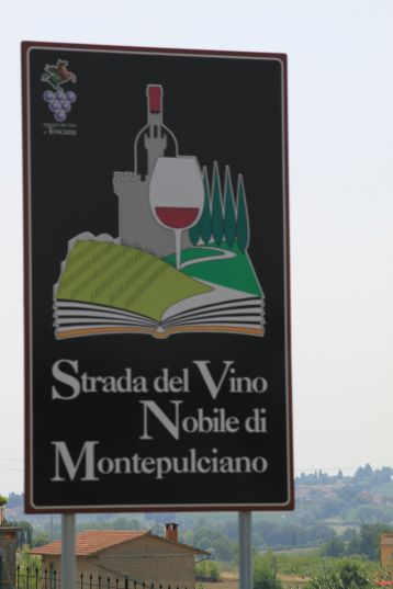 wine region of Montepulciano - Italy