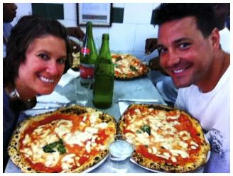 L'Antica Pizzeria Da Michele - Naples, Italy