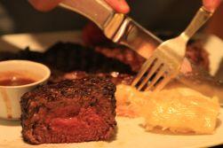 Cagney's Steakhouse - Norwegian Star - Mediterranean Cruise