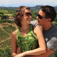 Day 167 of 400: Canale, Vezza d' Alba, Castelinaldo and Alba - Piedmont, Italy