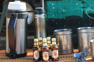 Coffee with Amarula - Madikwe, South Africa