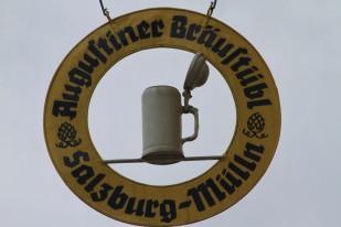 Augustinerbräu Kloster Mülln - Salzburg, Austria
