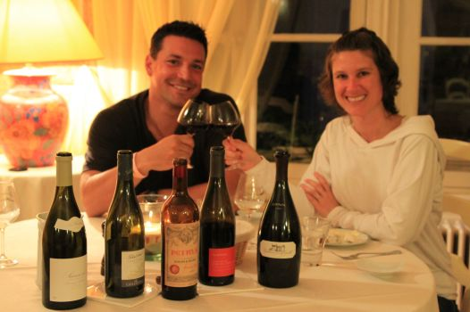 wines from Sancerre - France