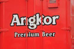 Angkor Beer - Siem Reap, Cambodia