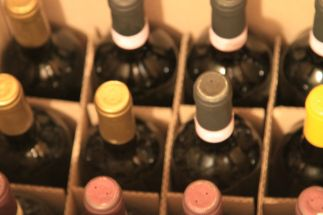 Sagrentino wines from Umbria, Italy
