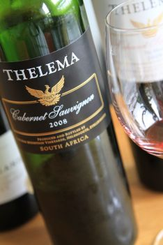 Thelema - Stellebbosch, South Africa