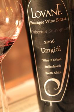 Umgidi from Lovane - Stellenbosch, South Africa