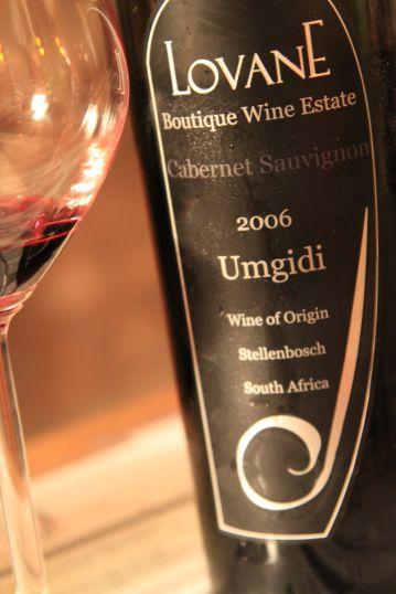 Umgidi from Lovane - Stellenbosch, South Africa