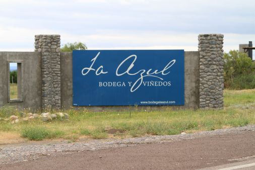 wines from La Azul - Valle de Uco, Mendoza