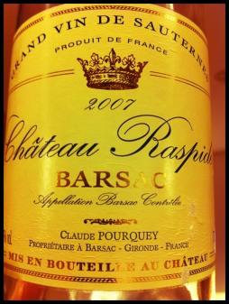 Barsac - France