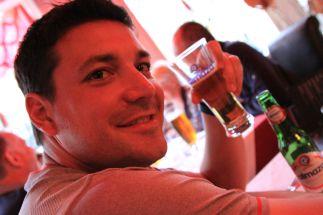Lebonese beer (Almaza)