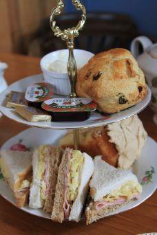 Tea Time in Whitehead, Northern Ireland