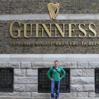 Day 189 of 400: Dublin - Ireland