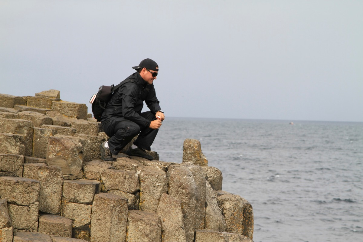 Day 187 of 400: Giants Causeway and Bushmills - Northern Ireland