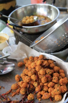Falafel - streets of Bangkok, Thailand