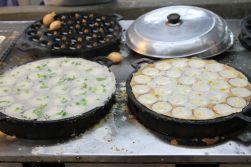 Thai Pancakes - Chiang Mai, Thailand