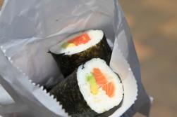sushi roll - Coffs Harbor, Australia