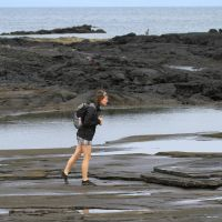 Day 205 of 400: Island Santiago, Puerto Egas and Chinese Hat - Galapagos Islands