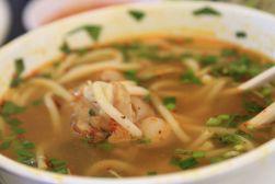 Pho Noodle Soup - Hanoi, Vietnam