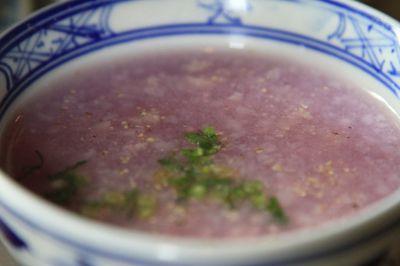 Lotus Root Soup - Ho Chi Minh, Vietnam