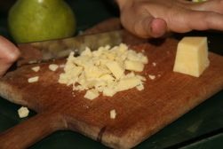 local cheese - Violet Town, Australia