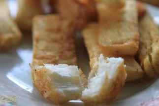 Cassava Fries - Savusavu, Fiji
