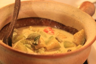 Chamkar Restaurant - Siem Reap, Cambodia