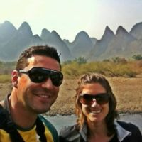 Day 291 of 400: Li River Cruise from Guilin to Yangshuo - China