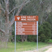 Day 245 of 400: King Valley Wine Region - Victoria, Australia