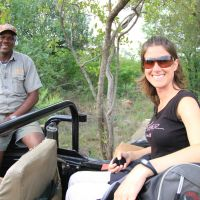Day 360 of 400: Impodimo Safari Lodge, afternoon game drive (3 of 6) - Madikwe, South Africa
